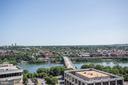 Potomac River and Georgetown view - 1881 N NASH ST #2009, ARLINGTON