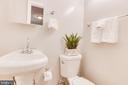 Attached Bathroom with Master bedroom - 5202 CEDAR RD, ALEXANDRIA