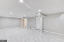 Generous Size Family Room - 5202 CEDAR RD, ALEXANDRIA