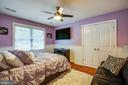 Upper level bedroom - 12401 TOWER RD, UNIONVILLE