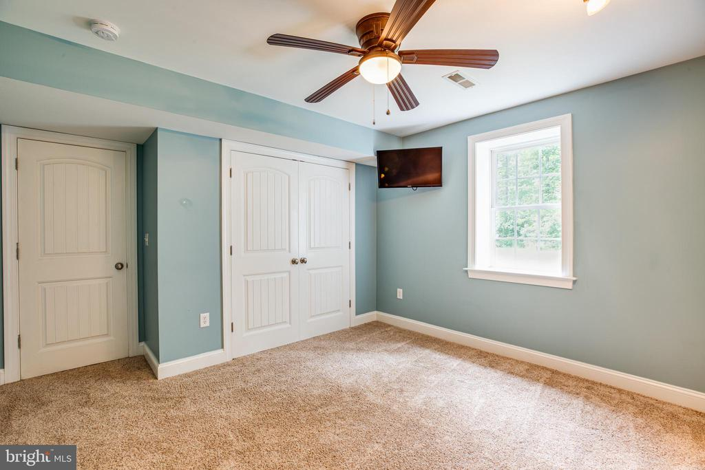 Basement bedroom - 12401 TOWER RD, UNIONVILLE