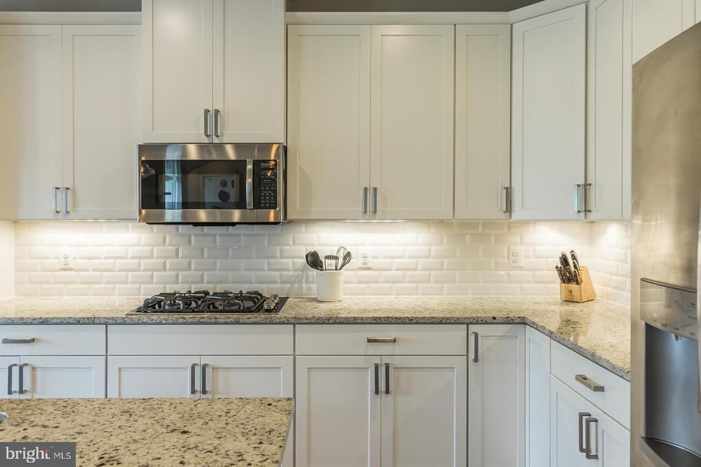Notice the handles & pulls - 17462 SPRING CRESS DR, DUMFRIES
