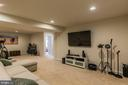 This is a walk up basement home - 17462 SPRING CRESS DR, DUMFRIES