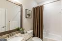 The second bath on the main floor - 17462 SPRING CRESS DR, DUMFRIES