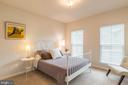 This is the 2nd bedroom on the main floor - 17462 SPRING CRESS DR, DUMFRIES