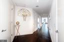 Hallway to Main Area - 1881 N NASH ST #1702, ARLINGTON