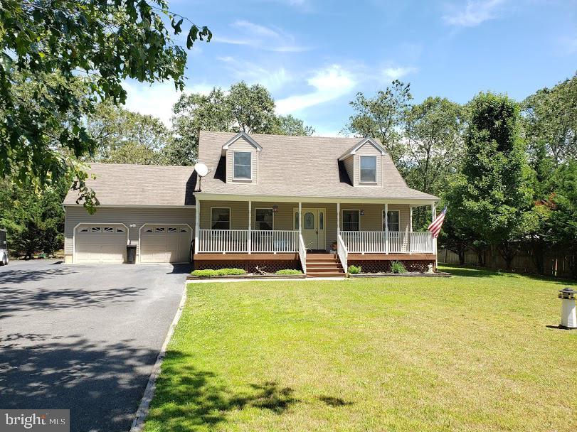 Single Family Homes للـ Sale في Chatsworth, New Jersey 08019 United States