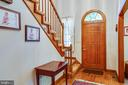 Entry FOyer - 9708 COURTHOUSE RD, SPOTSYLVANIA