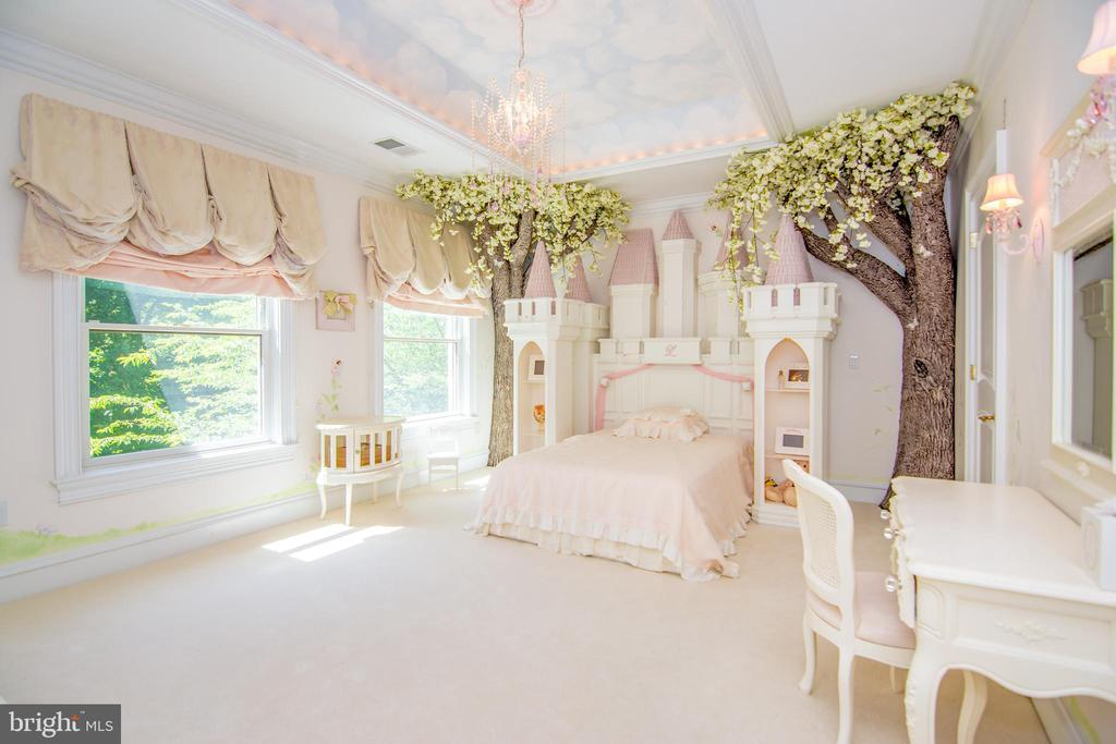 Girl's dream room - 529 SPRINGVALE RD, GREAT FALLS