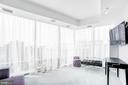 Bedroom 2 with Views - 1881 N NASH ST #1702, ARLINGTON