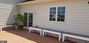Deck Area - 43572 WARDEN DR, STERLING