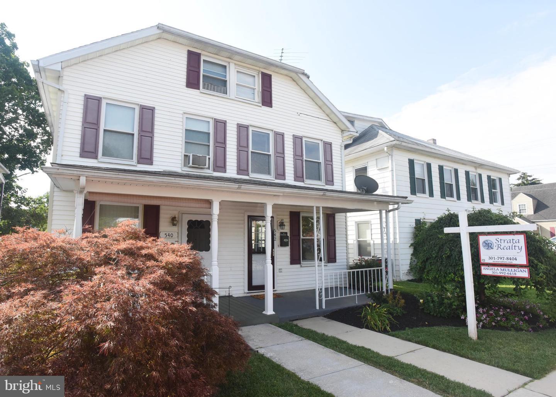 Single Family Homes para Venda às Hagerstown, Maryland 21740 Estados Unidos