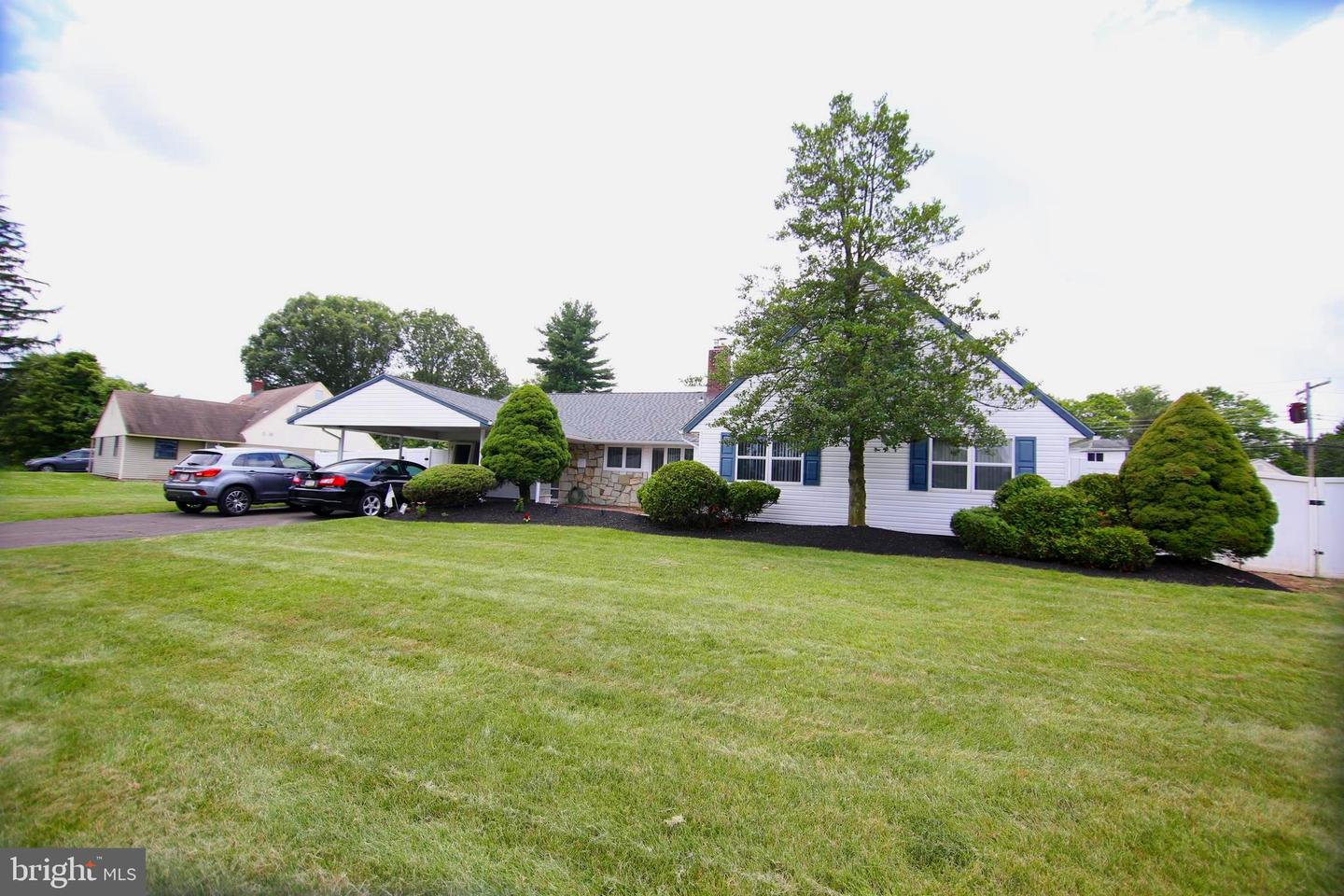 Single Family Homes for Sale at Levittown, Pennsylvania 19056 United States