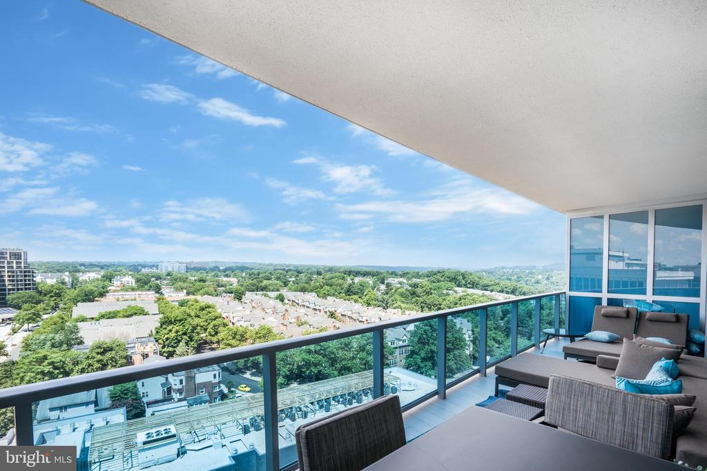 Endless open views - 1881 N NASH ST #1702, ARLINGTON