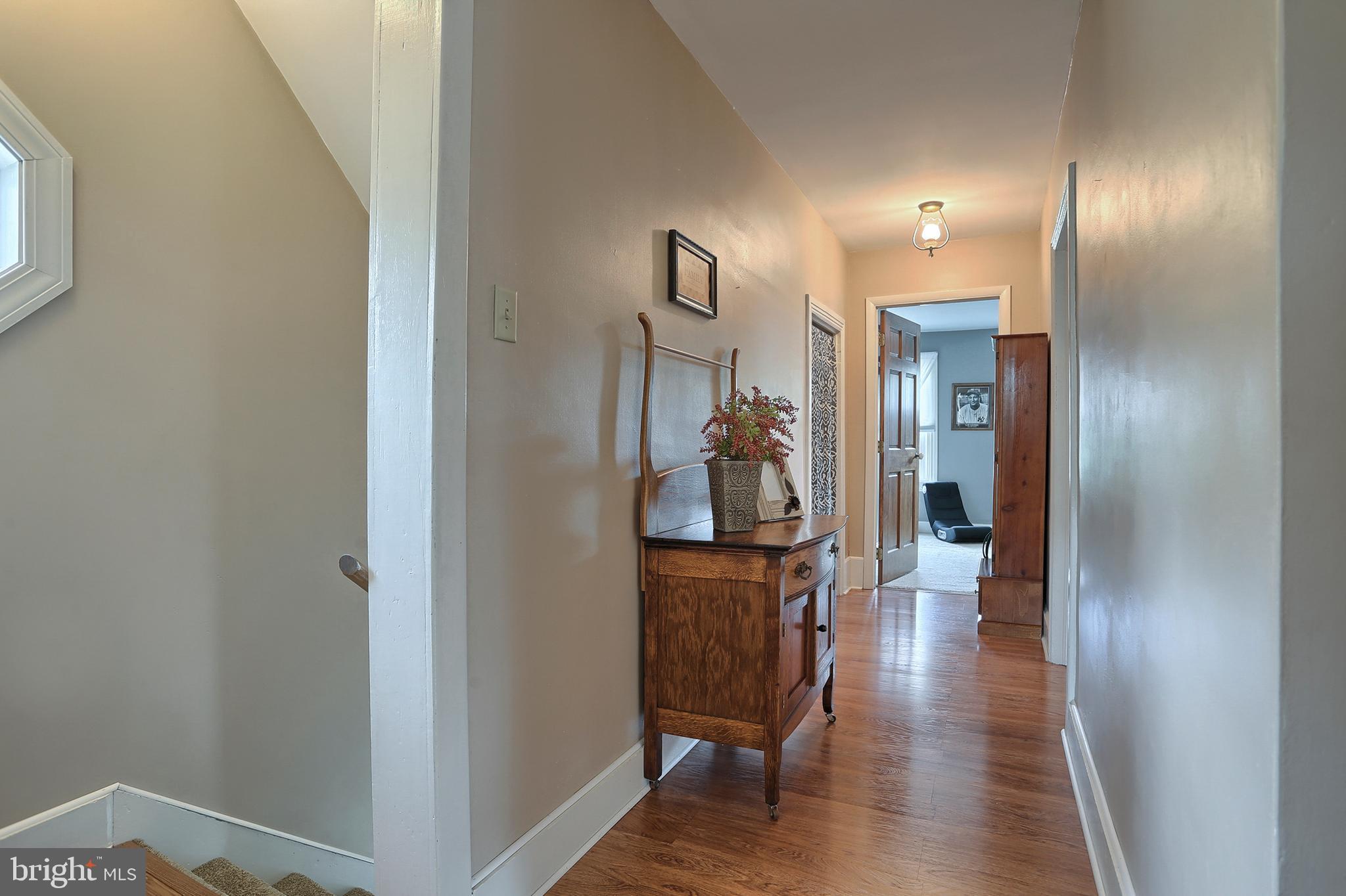 Hallway on 2nd Floor