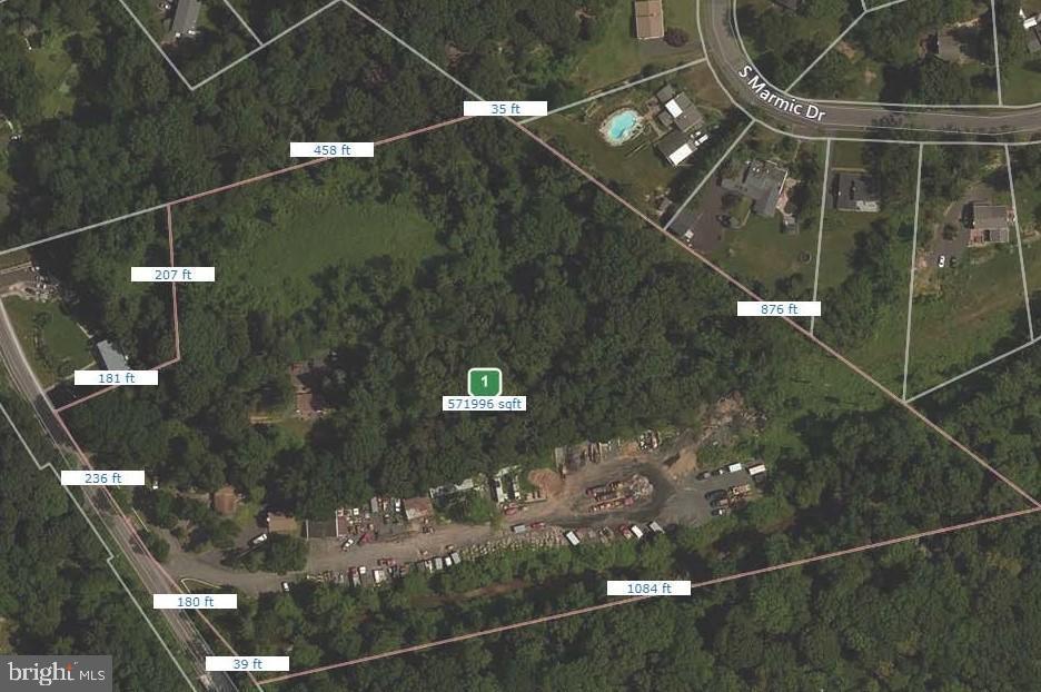 أراضي للـ Sale في Feasterville Trevose, Pennsylvania 19053 United States