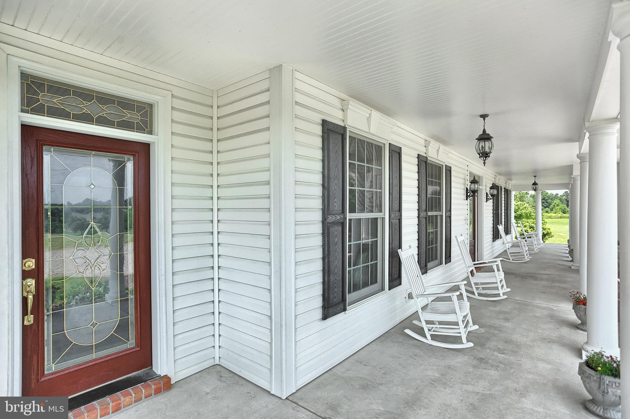 In-Law Suite Front Door