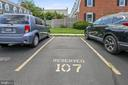 Reserved parking space - 4456 36TH ST S, ARLINGTON