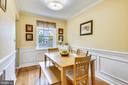 Separate dining room - 4456 36TH ST S, ARLINGTON
