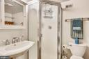 With a pedestal sink - 4456 36TH ST S, ARLINGTON