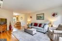 Light filled family room - 4456 36TH ST S, ARLINGTON