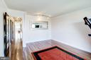 Spacious second bedroom! - 1300 ARMY NAVY DR #922, ARLINGTON