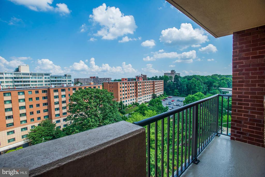 SECOND balcony - 1300 ARMY NAVY DR #922, ARLINGTON