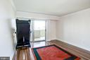 Balcony access - 1300 ARMY NAVY DR #922, ARLINGTON