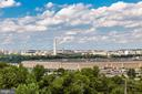 D.C. views from the rooftop - 1300 ARMY NAVY DR #922, ARLINGTON