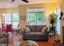 Family room - 46871 REDFOX CT, STERLING