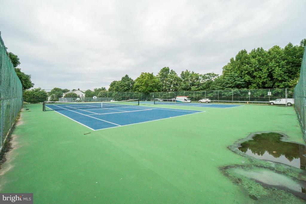 Southlake-Private Tennis Court - 5075 HIGGINS DR, DUMFRIES