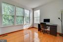 Main level Bedroom/Office - 5075 HIGGINS DR, DUMFRIES