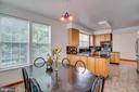 Dining - 5075 HIGGINS DR, DUMFRIES