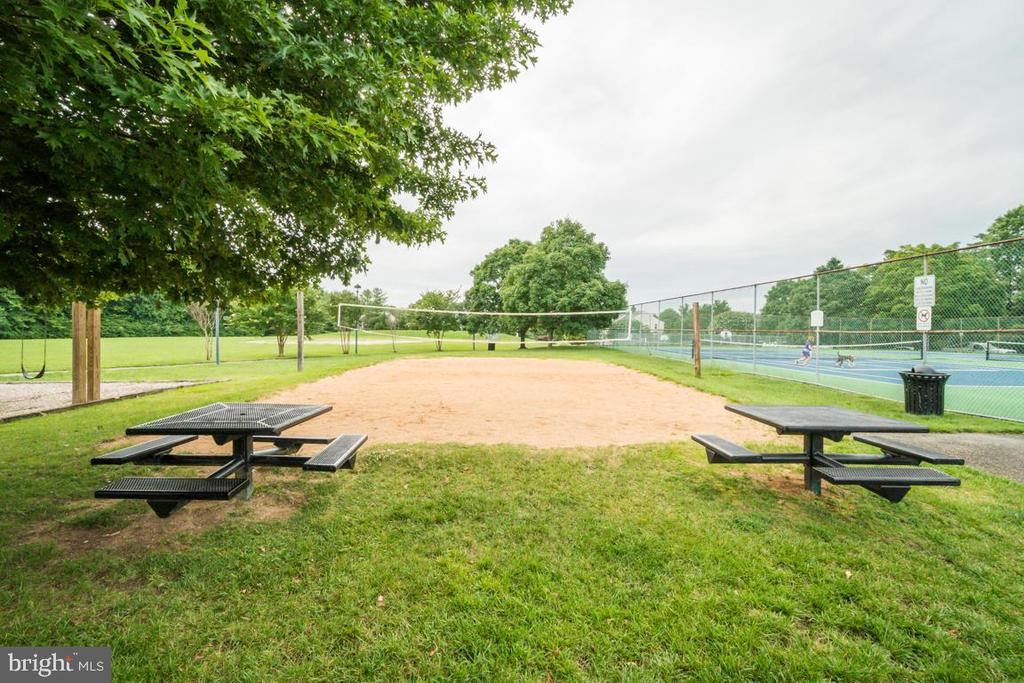 Southlake Valleyball & Tennis Court in view - 5075 HIGGINS DR, DUMFRIES