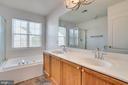 Master Bathroom-in suite - 5075 HIGGINS DR, DUMFRIES