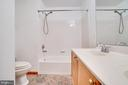 Upper Level Bathroom - 5075 HIGGINS DR, DUMFRIES