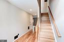 Refinished HW  floors throughout Lower & Main! - 2558 JAMES MADISON CIR, HERNDON