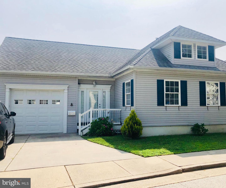 Single Family Homes для того Продажа на Westville, Нью-Джерси 08093 Соединенные Штаты