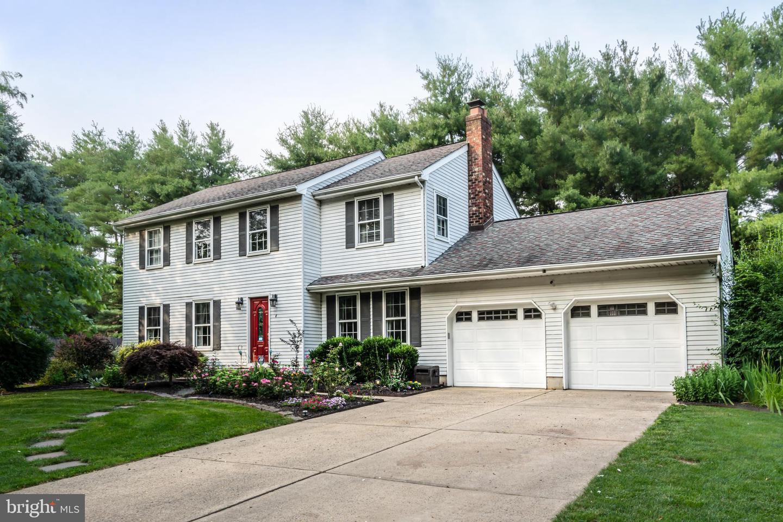 Single Family Homes pour l Vente à West Trenton, New Jersey 08628 États-Unis