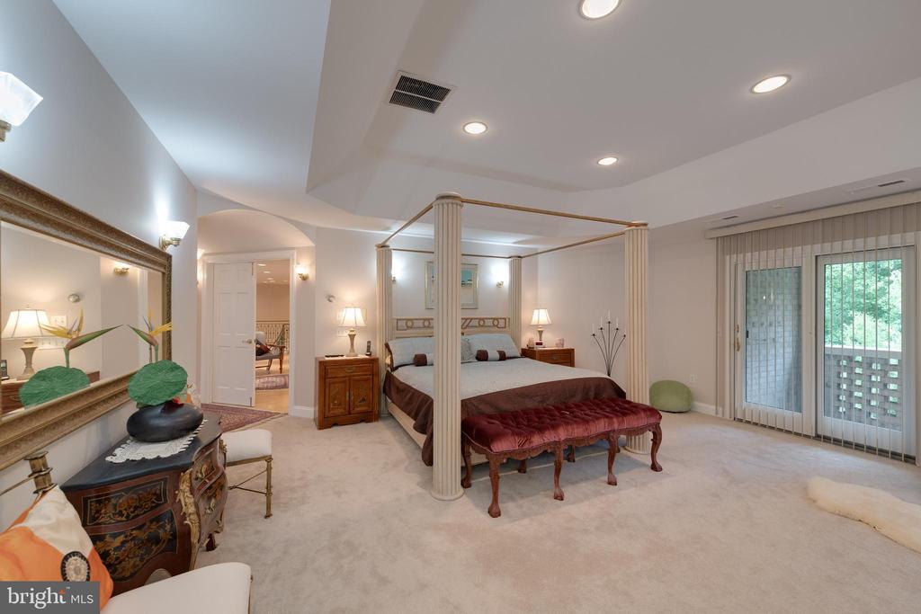 Master bedroom - 2108 SAHALEA TER, SILVER SPRING