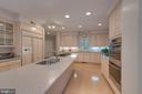 What a beautiful kitchen! - 2108 SAHALEA TER, SILVER SPRING