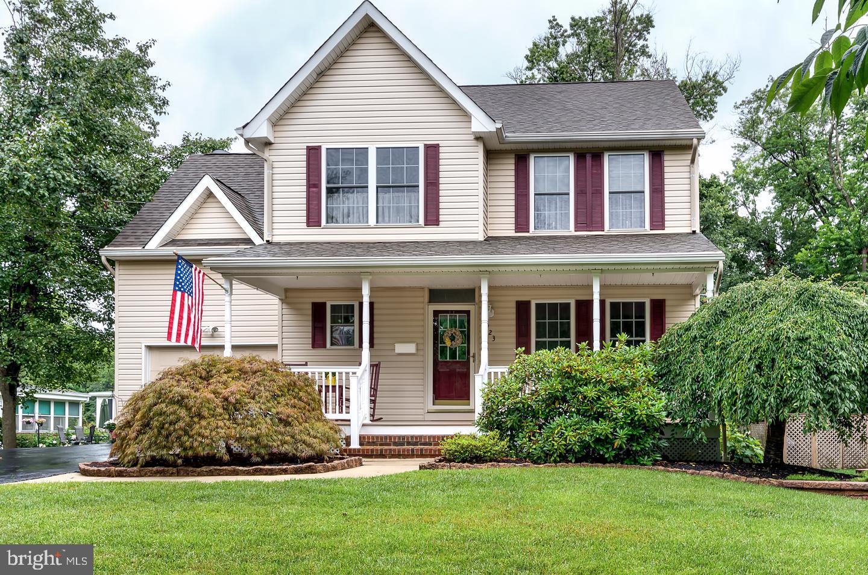 Single Family Homes voor Verkoop op Palmyra, New Jersey 08065 Verenigde Staten