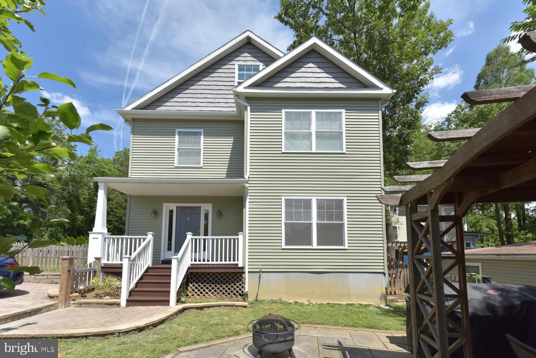 Single Family Homes 용 매매 에 Cabin John, 메릴랜드 20818 미국