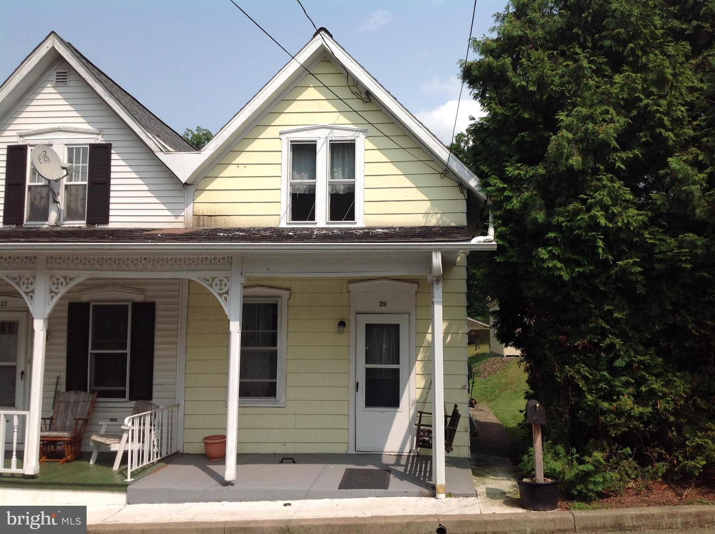Single Family Homes for Sale at Elizabethville, Pennsylvania 17023 United States