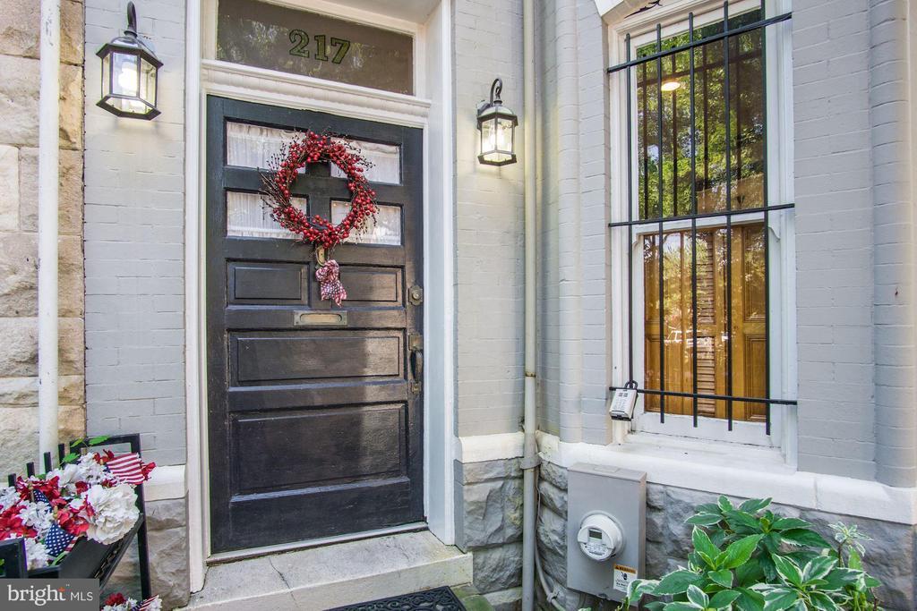 Front Door - 217 9TH ST NE, WASHINGTON