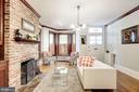 Living Room/Foyer - 217 9TH ST NE, WASHINGTON
