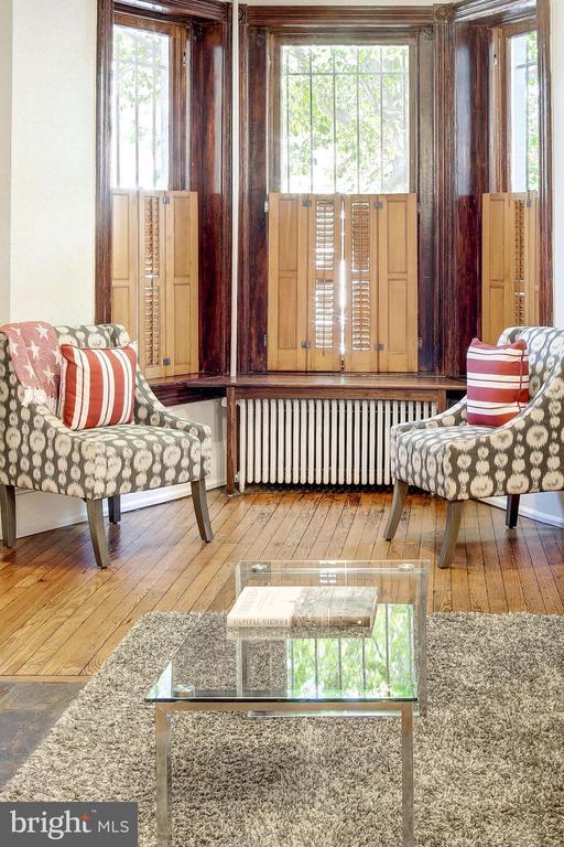 Living Room - 217 9TH ST NE, WASHINGTON