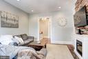 Family Room - 217 9TH ST NE, WASHINGTON