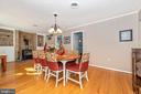 Dining Room - 6313 FORD RD, FREDERICK