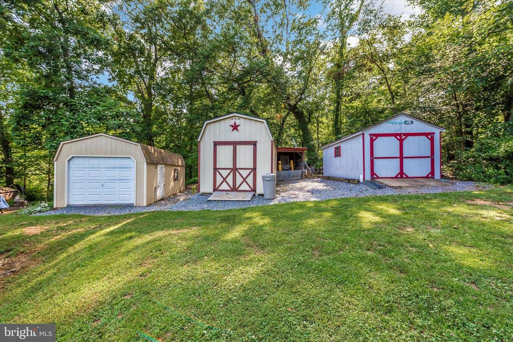 Sheds - 6313 FORD RD, FREDERICK